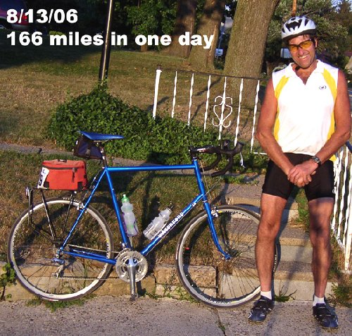 Don Erdeljac - One Satisfied Adventure Cycle Owner