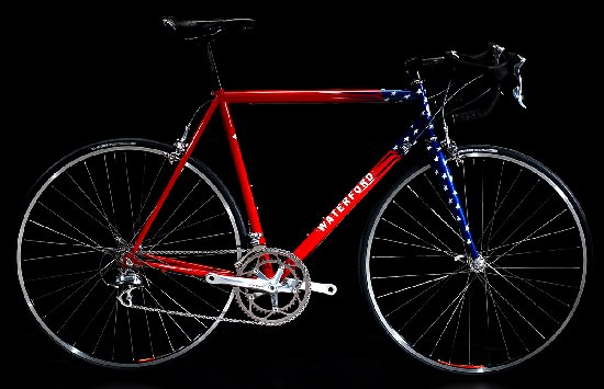 R-33 Flag Theme Bike VN